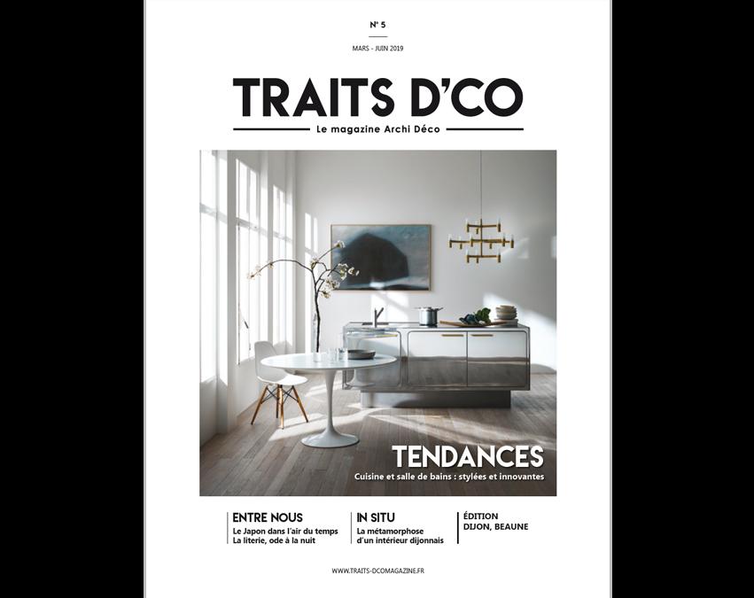 TRAITS D'CO parle de l'Entreprise «GHITO Rénovation & Aménagement»